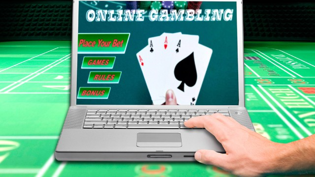 Video Clip Casino Poker Device Betting Game