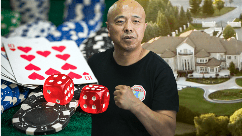 When Professionals Face Troubles With Gambling, That Is What They Do
