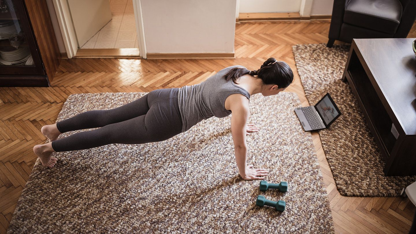 Balanced Food And Exercises To Make You Fit And Healthy