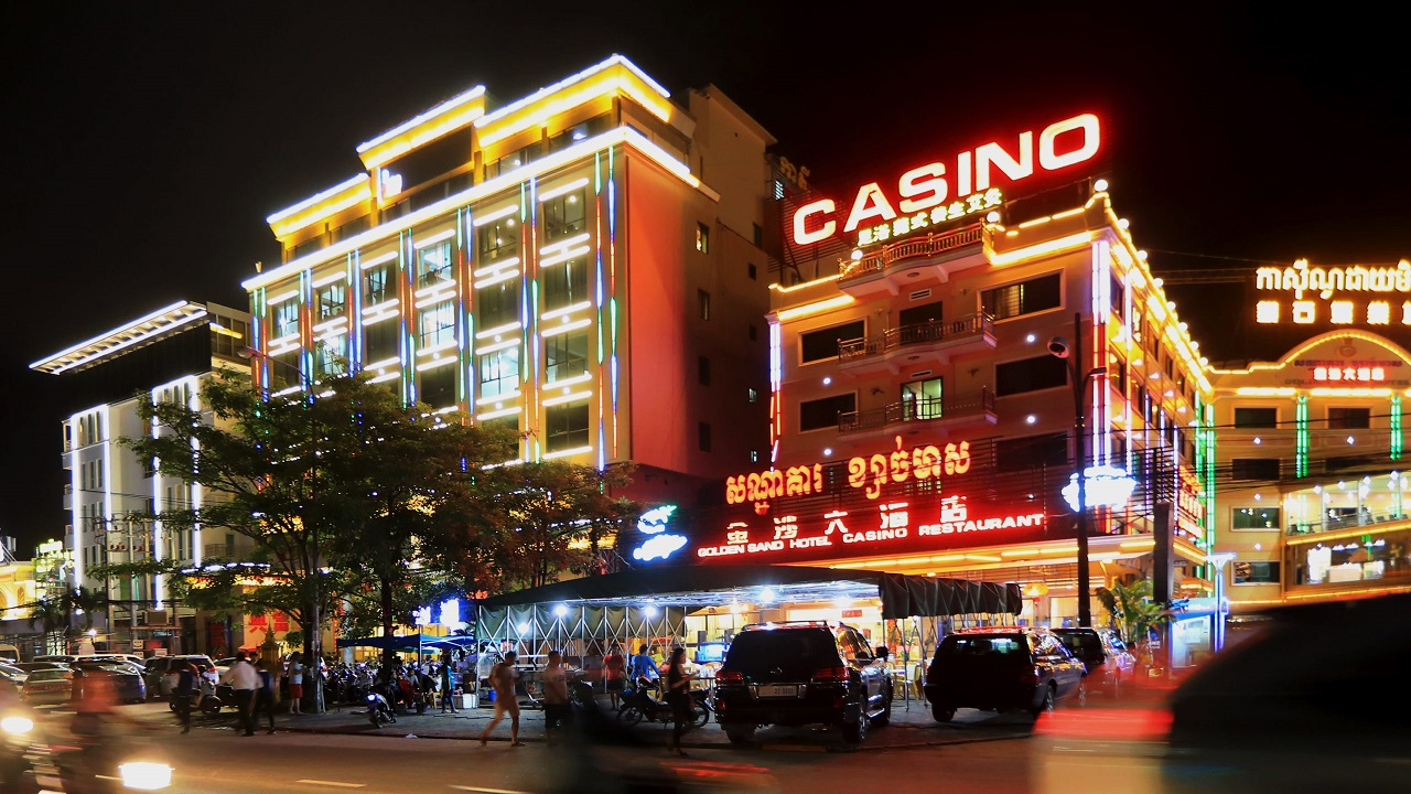 Most Noticeable Casino Game
